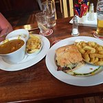 The Chicken Curry and the Bacon, Cheese Burger