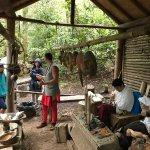 Photo of Oconaluftee Indian Village