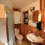 Full bathroom located in the Majestree