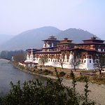 The largest & beautiful Dzong in Kingdom of Bhutan located in Punakha.
