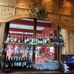 Twisted Fish Restaurant Bar Area