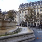 Photo of St. Sulpice Fountain