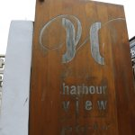 Harbour View Restaurant, Falmouth, Cornwall.