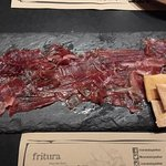 Iberian hams, the best!!