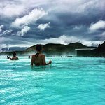 Views at the Blue Lagoon
