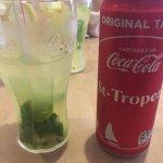 Lemonade and coce