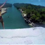 Sugarloaf jumping bridge worth the drive of your doing key west most of our family did the jump