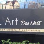 L'Art des Mets - Accueil