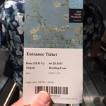 Vincent Van Gogh Museum - Ticket