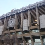 Photo de Stadio Santiago Bernabeu