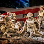 Knights of the Sky - The Great War Exhibition; Death of the Red Baron
