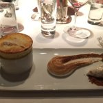 Soufflé was amazing