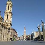 Basilica de Nuestra Senora del Pilar Foto