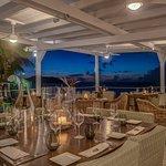 Le Shambala Restaurant  et son cadre romantique