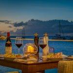 Table by Sea - Dîner aux Chandelles sur la Mer des Caraïbes