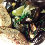 The best Mussels EVER!!!