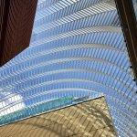 striking roof design