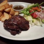 300gr steak