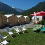 Photo of Balmers Tent Village