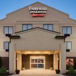 Exterior of the Fairfield Inn & Suites by Marriott Hartford Manchester