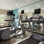 Fitness Center is open 24/7 for your convenience.