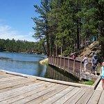 """easy """"hike"""" on boardwalk"""
