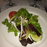 Salad at La Catena
