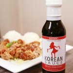 Bottled Korean Teriyaki Sauce