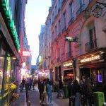 Street scene in Marais