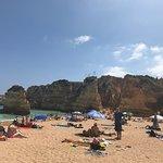 Praia Dona Ana Foto