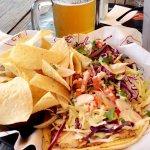 Shrimp Tacos were good!