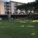 Vibe hotel Darwin waterfront this place is great situated rite on the harbour great views plenty