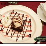 Sundae Chocolate Brownie