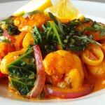Spicy Cajun Shrimp Fettucine - SUMMER MENU 2017