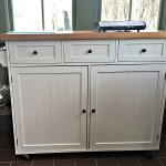 Nantucket Cottage kitchen with induction burner, pots and pans and cooking/baking pans