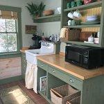 Nantucket Cottage kitchen