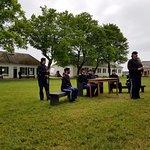 Reenactment of a court-martial hearing