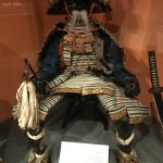 Japanese Warrior Armour