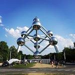Foto di Atomium