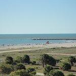 The Gulf beach