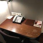 Arbeitstisch im Zimmer
