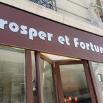 Photo de Prosper et Fortunee