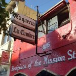 Birthplace of the Mission Style Burrito