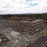Photo de Teotihuacan