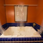Southwest jacuzzi tub