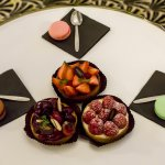 delicious tarts (and macarons)