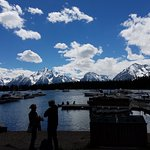 Colter Bay Marina