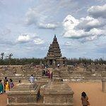 Photo de Monuments at Mahabalipuram