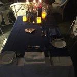 Foto de Mille Fleurs Restaurant