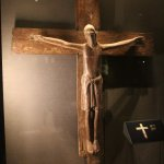 Permanent Collection: Mid-12th century crucifix